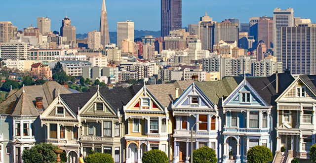 43rd Annual Victorian Alliance House Tour:  The Storied Houses of Alamo Square