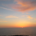Watch the sunset in Half Moon Bay (photo: Bo Links)