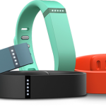 Fitbit is one popular brand of fitness tracker.    photo: Fitbit