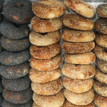 Fresh bagels from Wise Sons Bagel & Bakery.    photo: courtesy of Wise Sons.