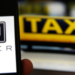 Looking for the happier driver: Uber versus taxis.    photo: KALW.org