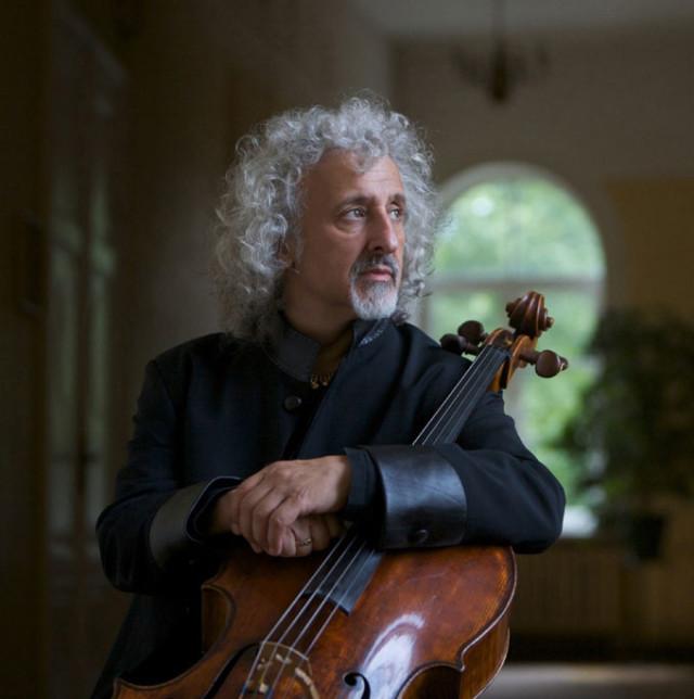 Chamber Music S.F.: Mischa Maisky