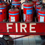 Find the right one: Not all fire extinguishers are made the same.     Photo: Graeme Maclean / Flickr