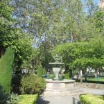 Historic Sonoma Plaza.    Photo: Bo Links