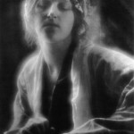 Dream, a 1910 photograph by Imogen Cunningham.  photos: WIKIMEDIA COMMONS
