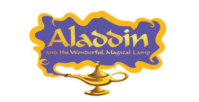 Aladdin and His Wonderful, Magical Lamp