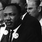 Martin Luther King Jr. at the Civil Rights March on Washington, D.C., 1963. Photo: Rowland Scherman; COURTESY National Archives and Records Administration; wikimedia commons