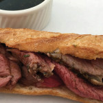The French dip at Dip. Photo: courtesy of Dip