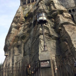 Hogwarts School of Witchcraft and Wizardry at Universal Studios