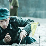 Louis Hofmann in Land of Mine. Photo: courtesy sony picture classics