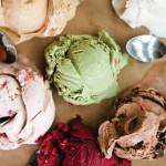 Artisanal ice cream from Salt & Straw. Photo: ©TABLEHOPPER.COM