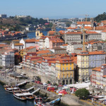 The Ribeira taken from the Dom Luis I Bridge. (Photo: Bo Links)