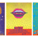 A half-century ago, the Summer of Love was captured in full color in collectible posters. Courtesy: FAMSF