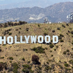 "You can now only see the famed ""Hollywood"" sign from afar, so you don't disturb its neighbors."