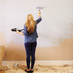 Painting won't look good or last long without preparation. photo: istockphoto.com