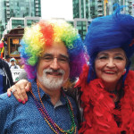 Supervisor Peskin with Rosalie Jacques. Photo: courtesy Rosalie Jacques