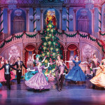 The classic, colorful, magical Nutcracker.  Photo: copyright Moscow Ballet