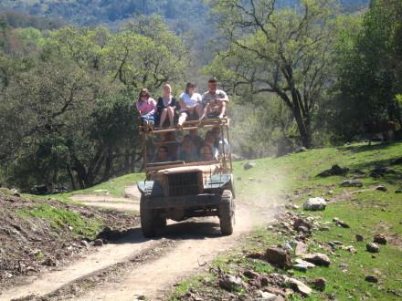 Off on Safari!  Photo: Bo Links