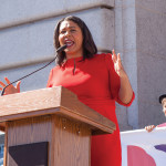 London Breed suffered for her connections with Ron Conway. Photo: Pax Ahimsa Gethen